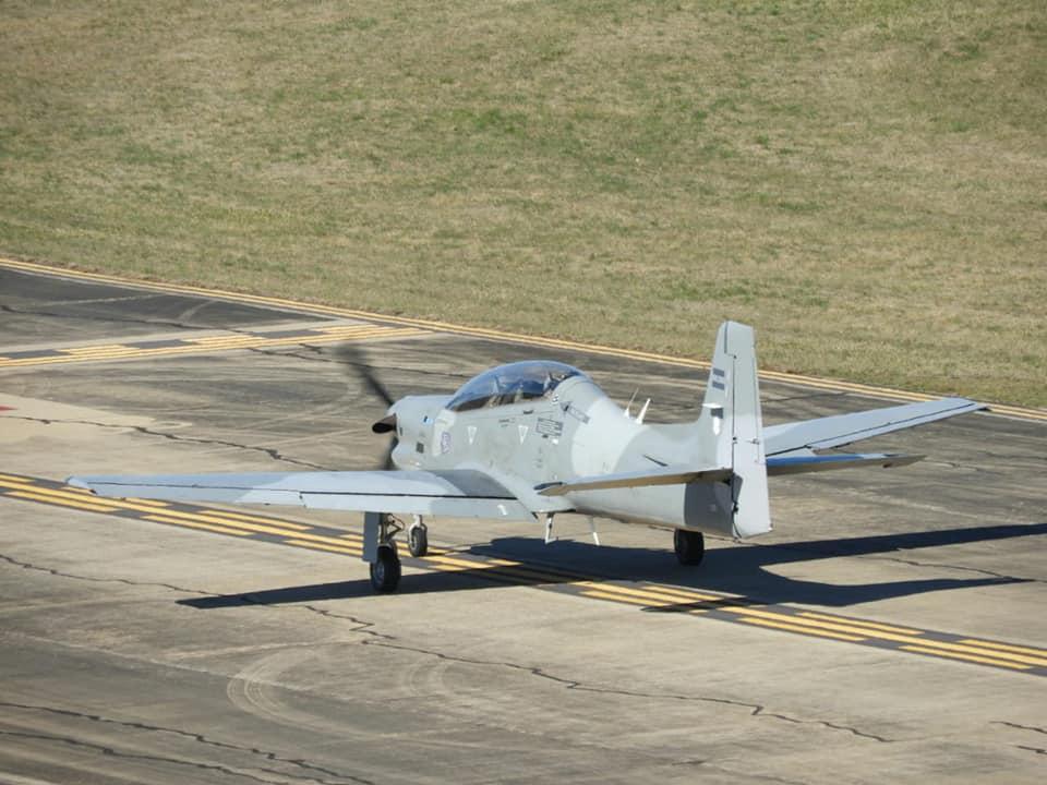 Creación del Escuadrón II Operativo EMB-312 TUCANO 38529010