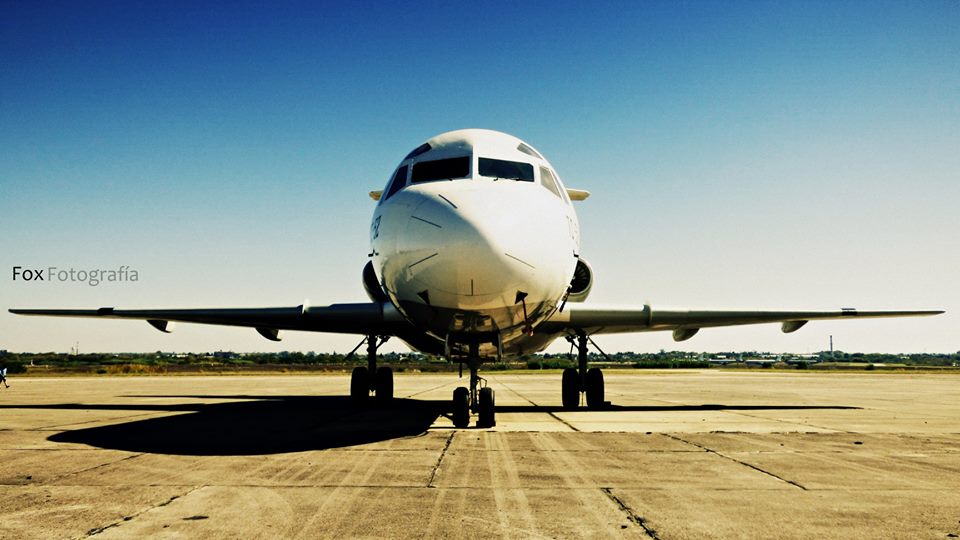 Baja del Fokker F-28 TC-52 40492110