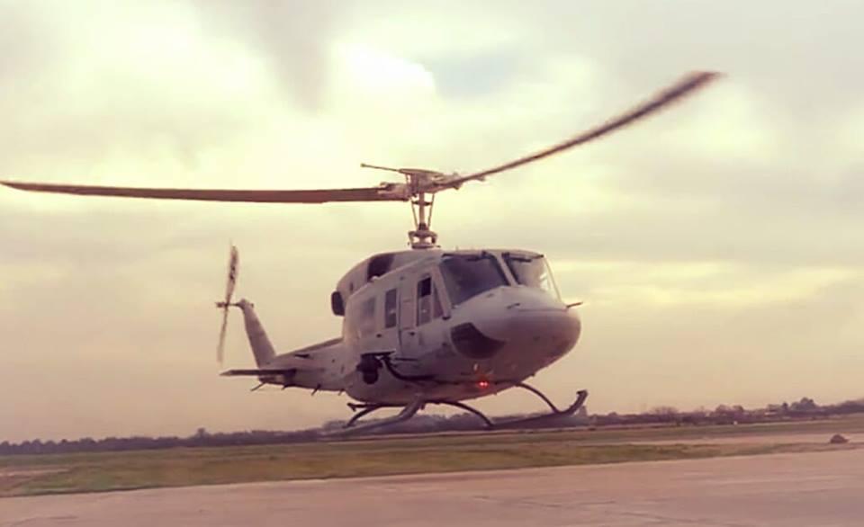 Bell 212 de la FAA con FLIR 42321810