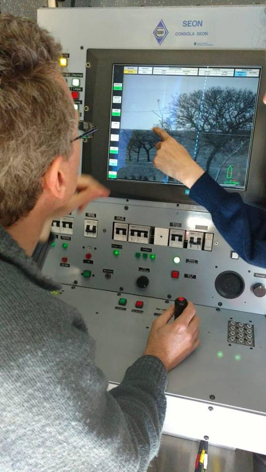 Sistema SEON (Sistema Estabilizado de Observación Naval) 42933510