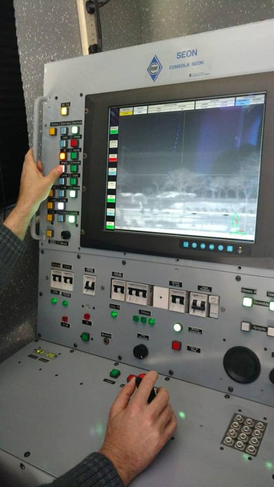 Sistema SEON (Sistema Estabilizado de Observación Naval) 42987110