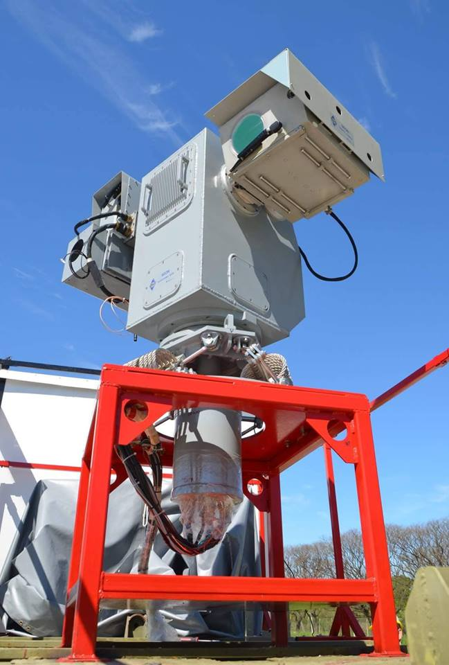 Sistema SEON (Sistema Estabilizado de Observación Naval) 43151810
