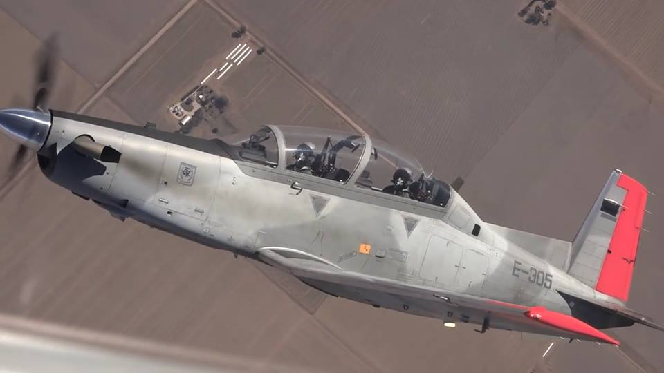 T-6C+ Texan II Argentinos - Página 25 44944610