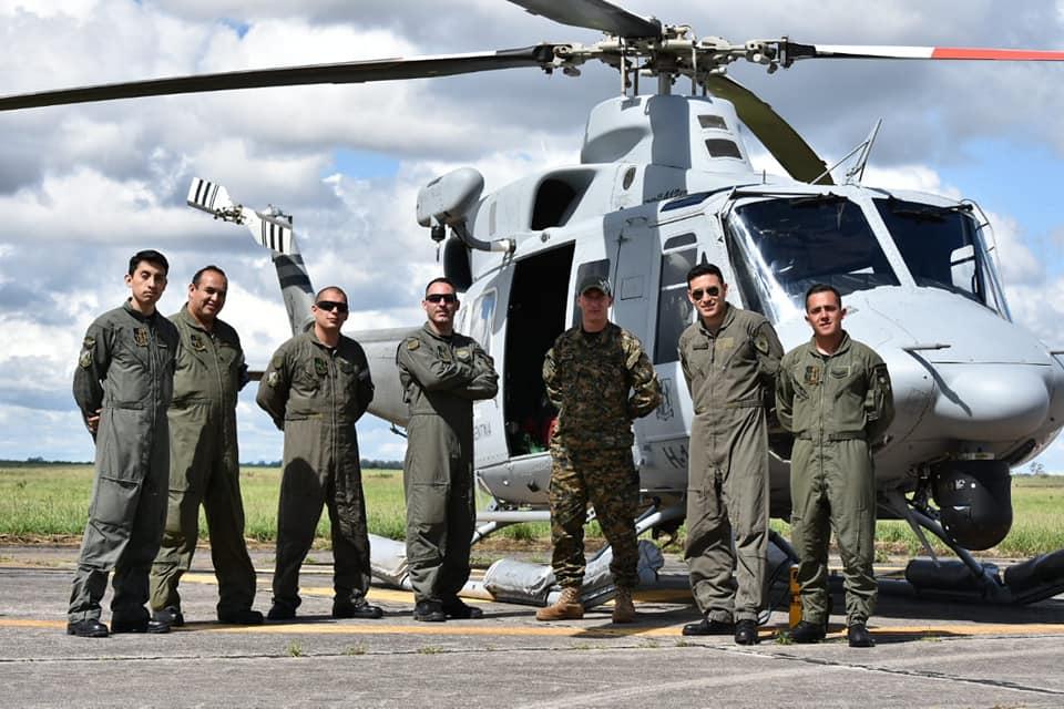 Bell 212 de la FAA con FLIR 46485411