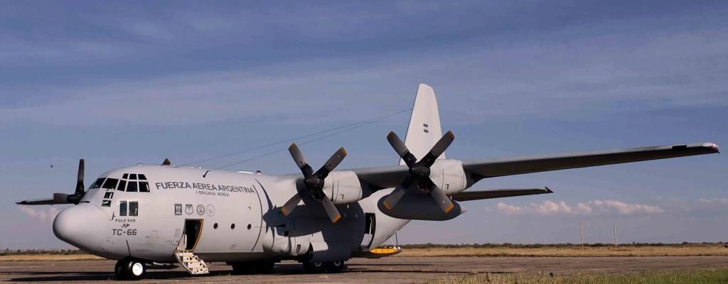 FAdeA: entrega del C-130H Hercules TC-66 y actualidad de sus programas Fadea_12