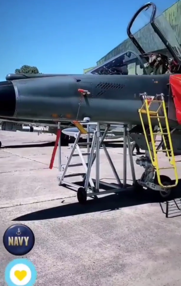 Novedades Dassault-Breguet Super Etendard Modernisé SEM5 del COAN - Página 28 Img_2108