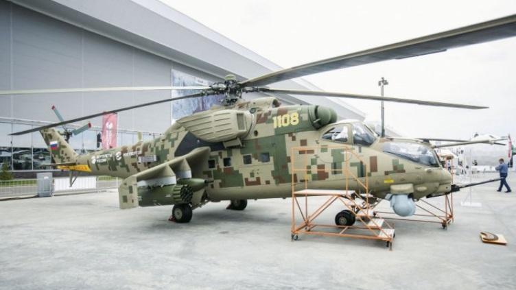 Mi-24/35: Opciones de modernización para el Hind - Página 2 P1728210