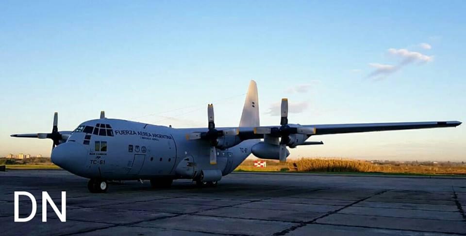 Boletín de noticias de los C-130 Hércules - Página 4 Tc-6110
