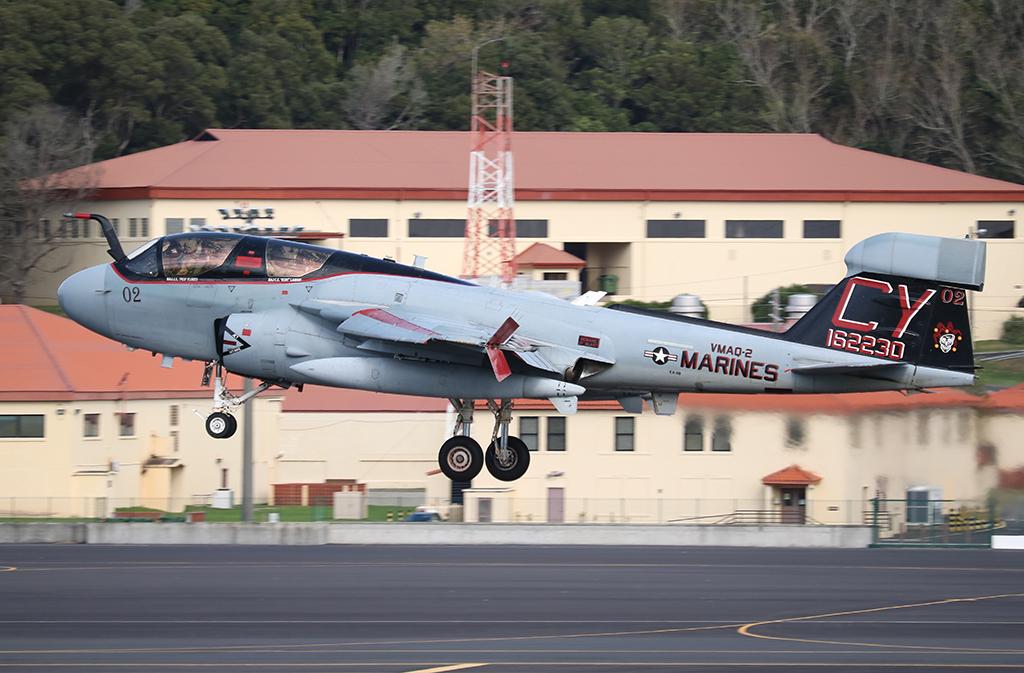 Grumman A-6 Intruder y EA-6B Prowler Vmaq-210