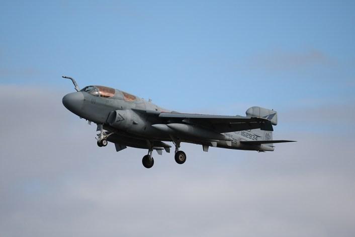 Grumman A-6 Intruder y EA-6B Prowler Vmaq-211