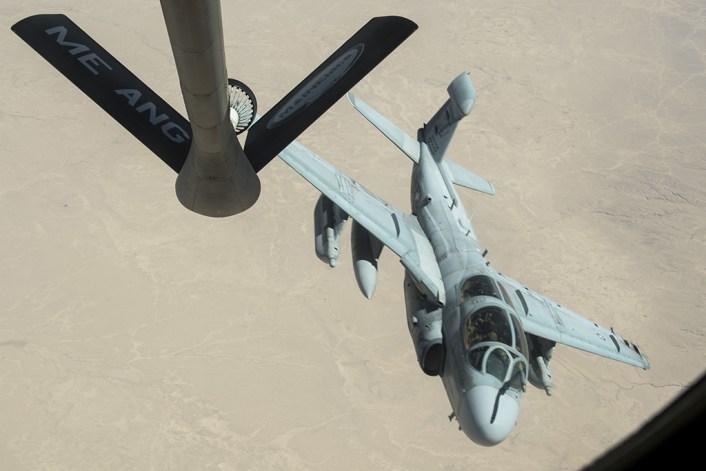 Grumman A-6 Intruder y EA-6B Prowler Vmaq-213