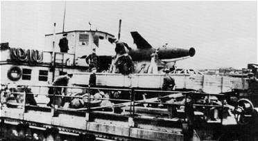 Misil Antiaéreo EMW C2 Wasserfall Wfall-13