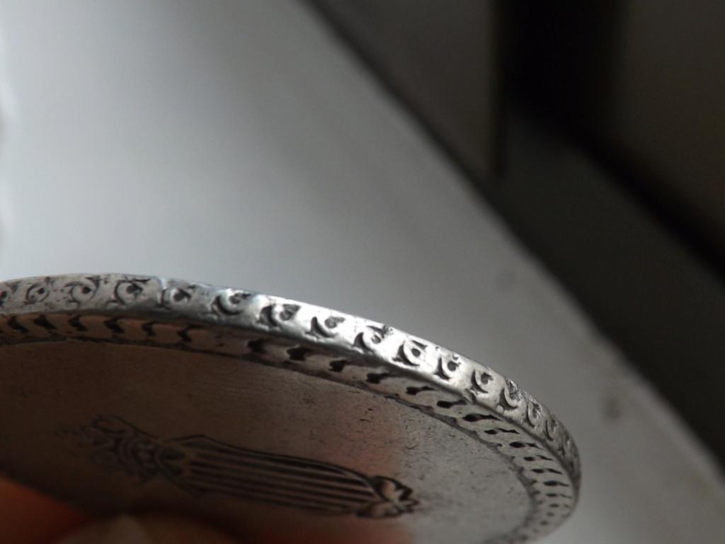 5 pesetas 1809. Fernando VII. Tarragona Dscf9312