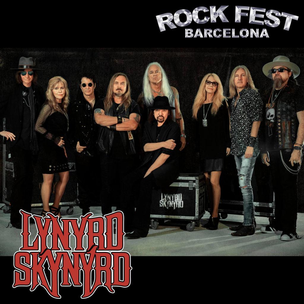 ROCK FEST 2020 CANCELADO KISS, LYNYRD, JUDAS, UFO, A.Amarth,Nightwish Lynyrd10