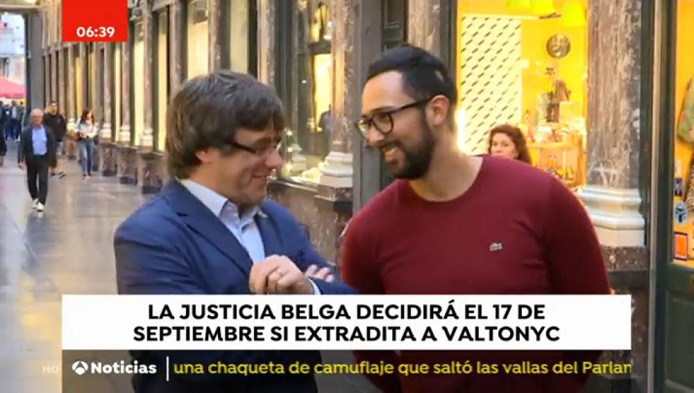 El rapero Pablo Hasel irá a la cárcel,¿os indigna ?,¿os da igual? Puigdm10