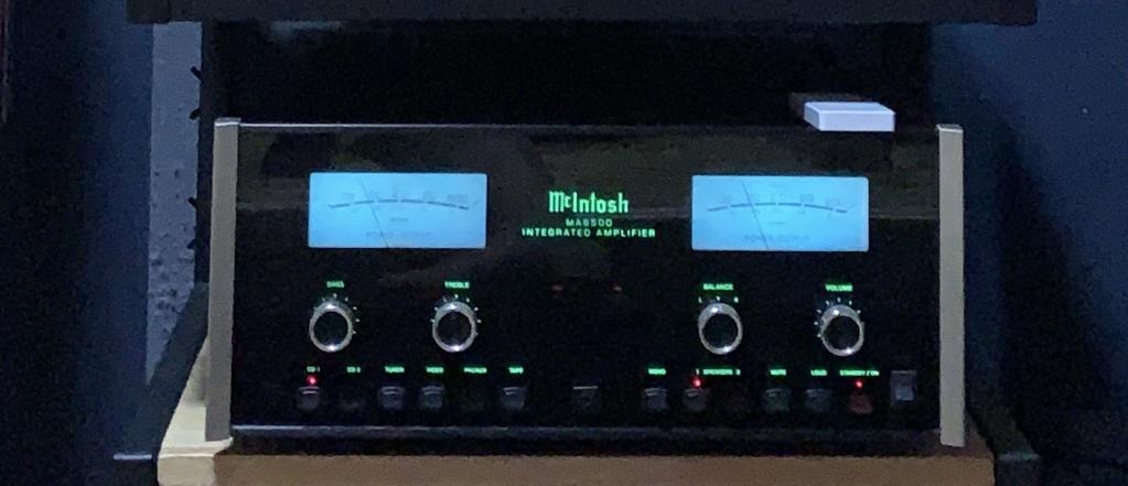 Mcintosh MA6500 Integrated Amp 4ff38810