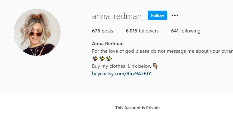 Anna Redman - Bachelor 25 - Matt James - Discussion - *Sleuthing Spoilers* Captu196