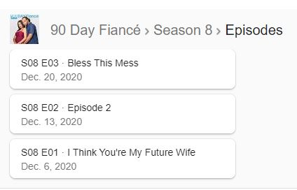 90 Day Fiancé - Season 8 - Discussion - *Sleuthing Spoilers* Captu217