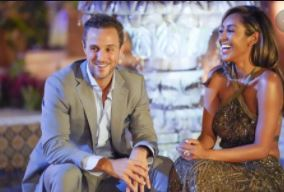 Tayshia Adams - Zac Clark - Bachelorette 16 - FAN Forum - Avatars - Discussion  Captu236