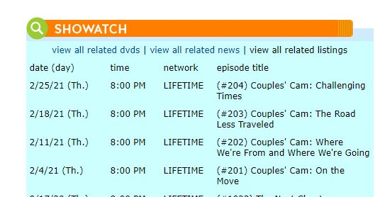 MAFS - Couples Cam - Episodes - Discussion - *Sleuthing Spoilers*  Captu270