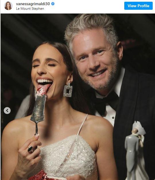 Vanessa Grimaldi  & Josh Wolf - Bachelor 21 - Discussion  - Page 60 Captu480