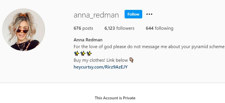 Anna Redman - Bachelor 25 - Matt James - Discussion - *Sleuthing Spoilers* Captur47