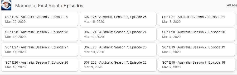 MAFS - Australia - Season 7 - Discussion - *Sleuthing Spoilers* Mafs10