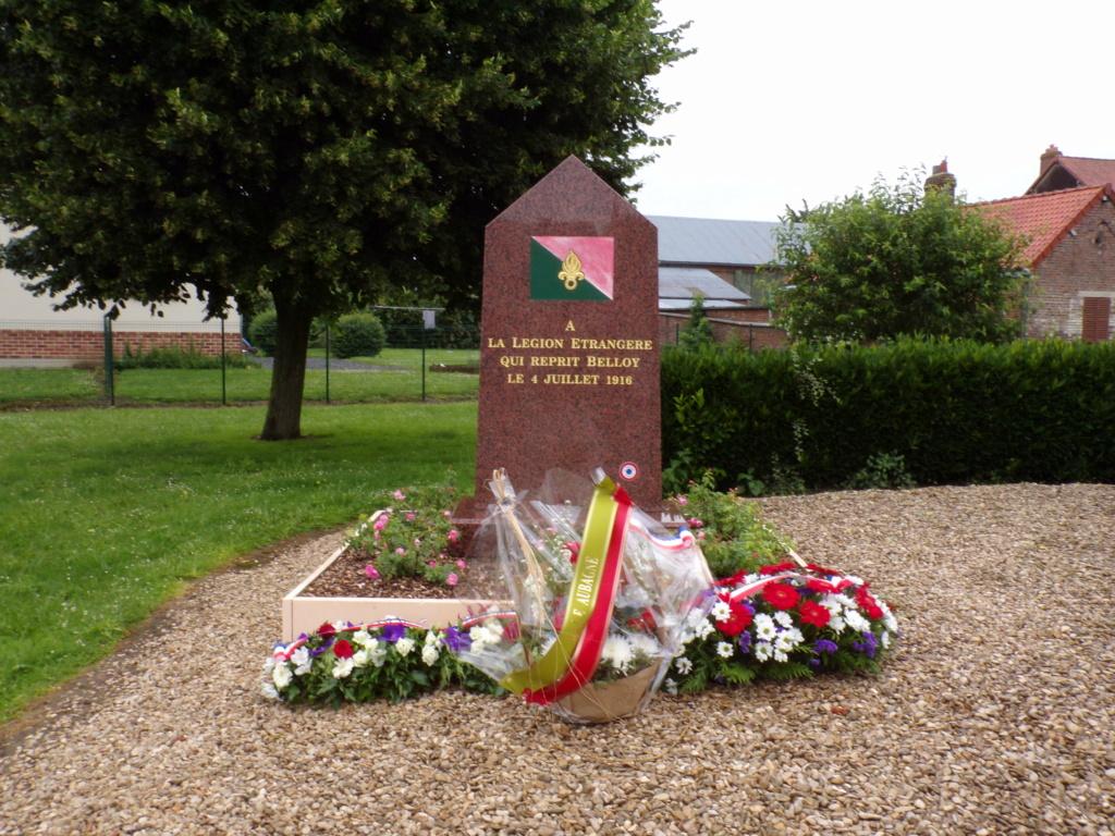 hommage a ALAN SEEGERSet a ses camarades Légionnaires a belloy en santerre 15113