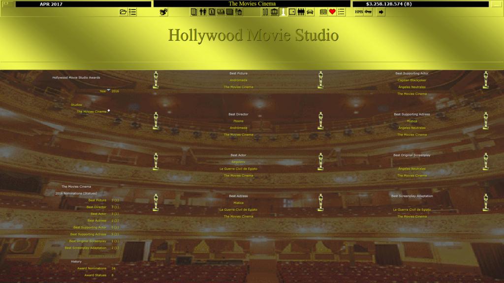 Hollywood Mogul 3 (el juego de The Movies Cinema) - Página 2 3211