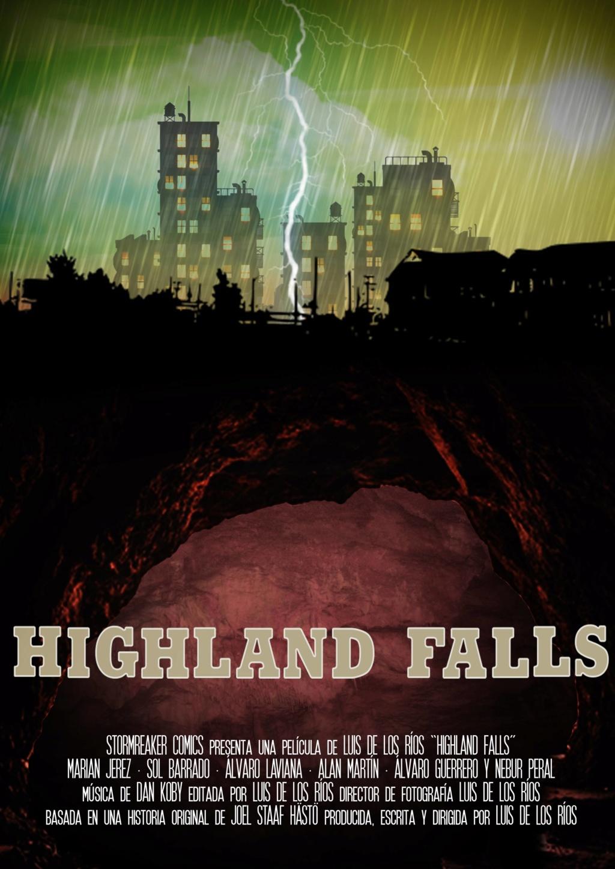 Highland Falls Poster10