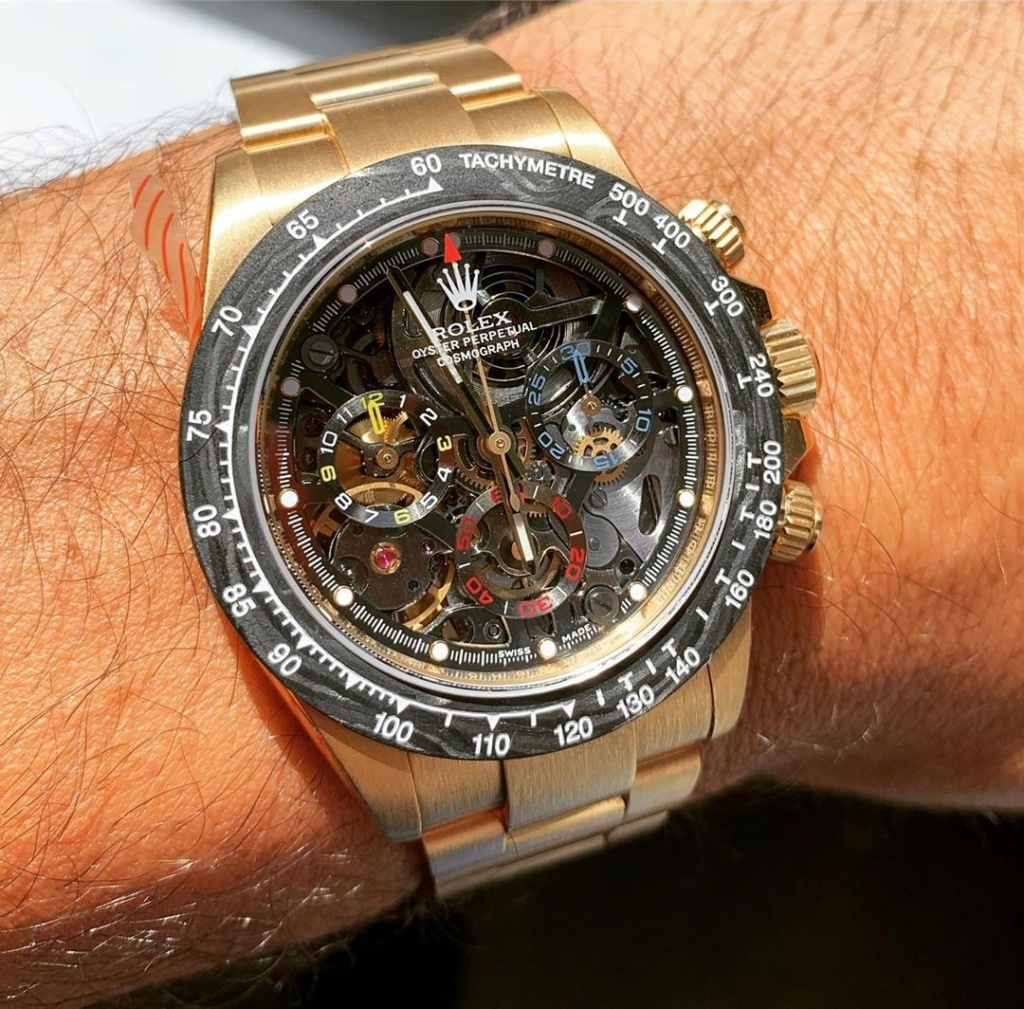 patek - Rolex ou Patek Philippe ? Si on vous donne le choix pour quelques centaines d'€ 20190916