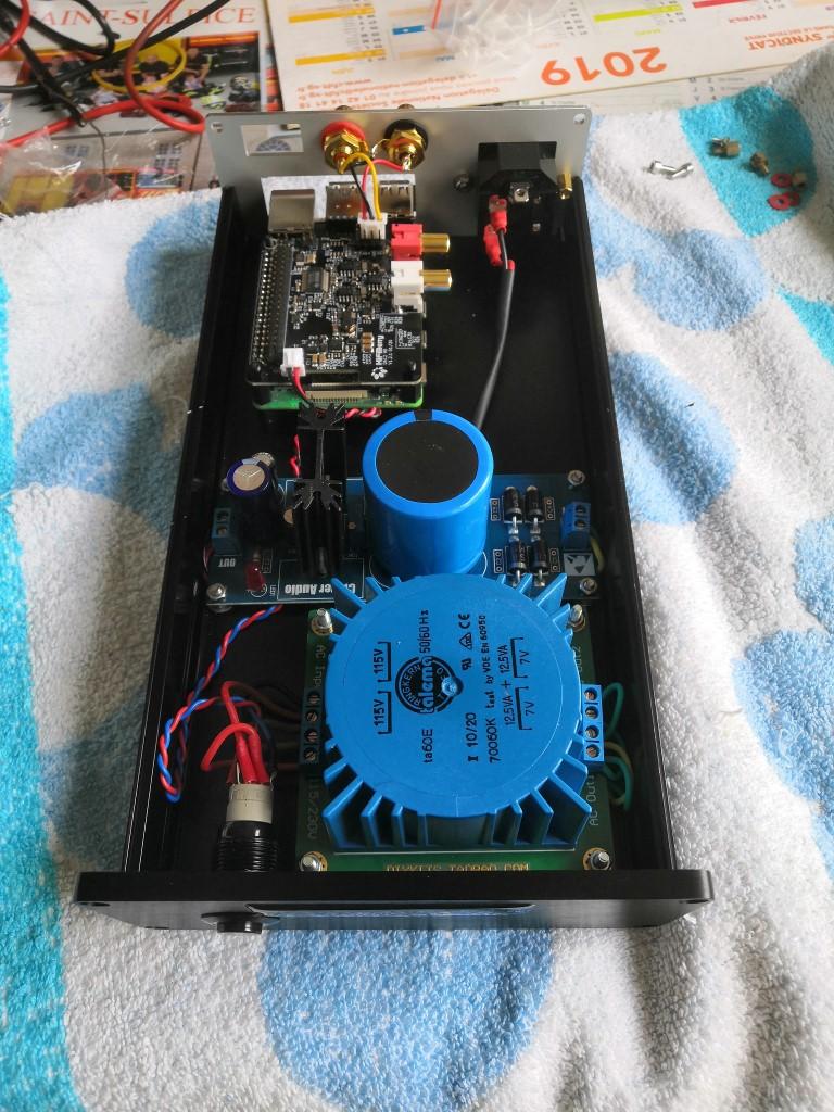 Raspberry Pi Streamer Img_2041