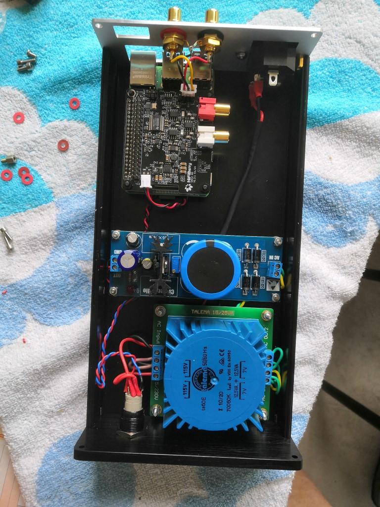 Raspberry Pi Streamer Img_2042
