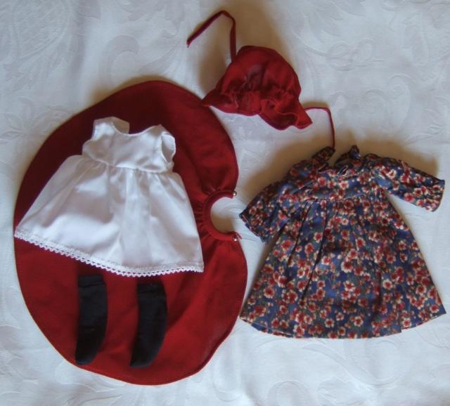 Vends tenue petit chaperon rouge va à littlefee de Fairyland 2019_045