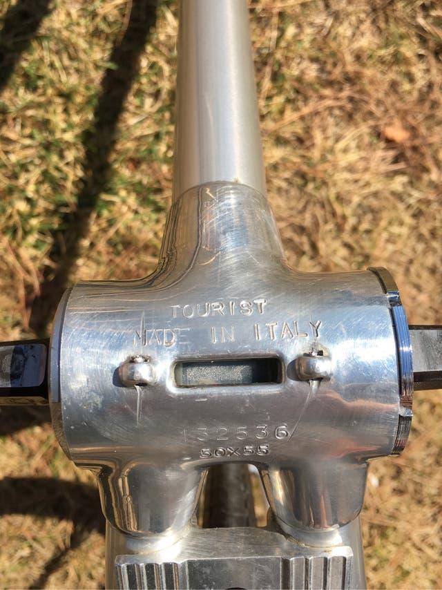 ALAN Tourist mixte aluminium I7521910