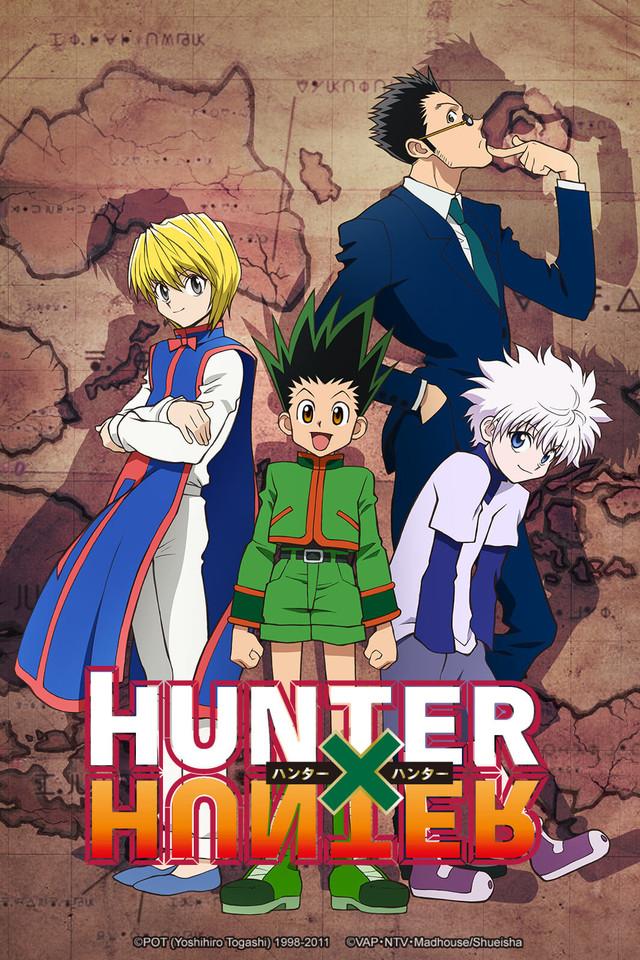 Hunter x Hunter ou Full Metal Alchemist Brotherhood- Qual é melhor? Cbb55a10