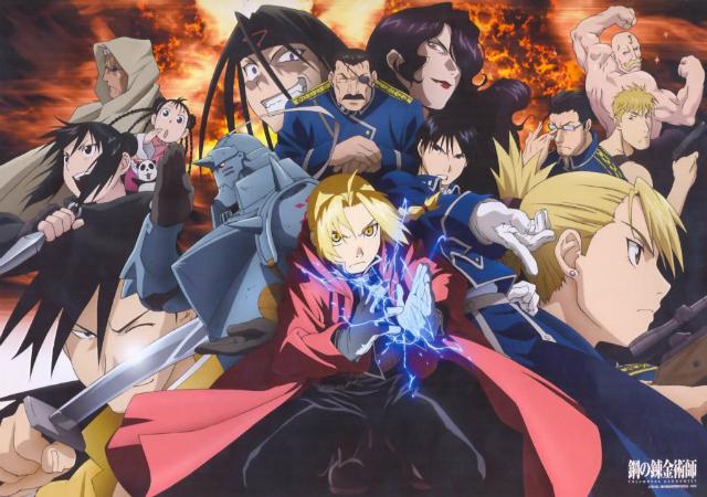 Hunter x Hunter ou Full Metal Alchemist Brotherhood- Qual é melhor? Untitl10
