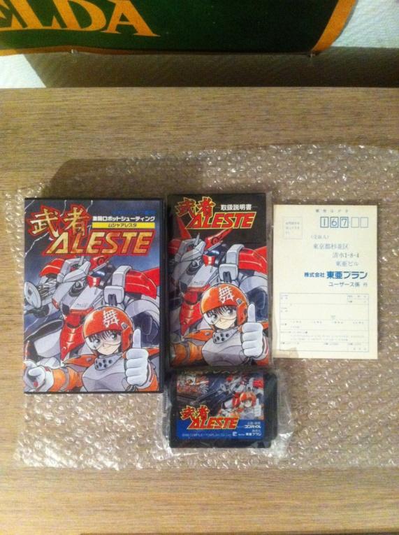 Collection de Tsubasa1987 (Jeux Japonais uniquement) - Page 2 Img_1123