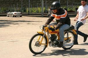 Motocyclette Harlette 000710