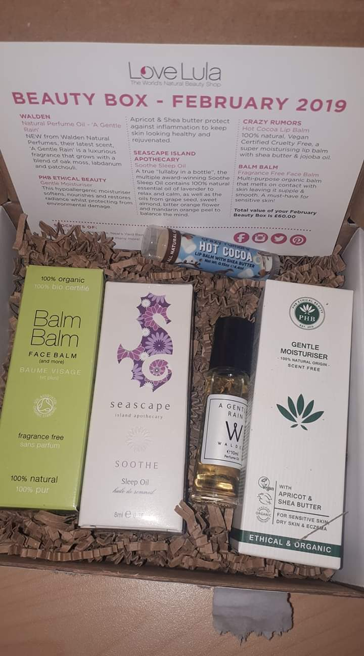 LoveLula Beauty box (Natural Beauty) - Page 17 Facebo10