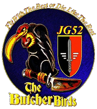 JG52 The ButcherBirds