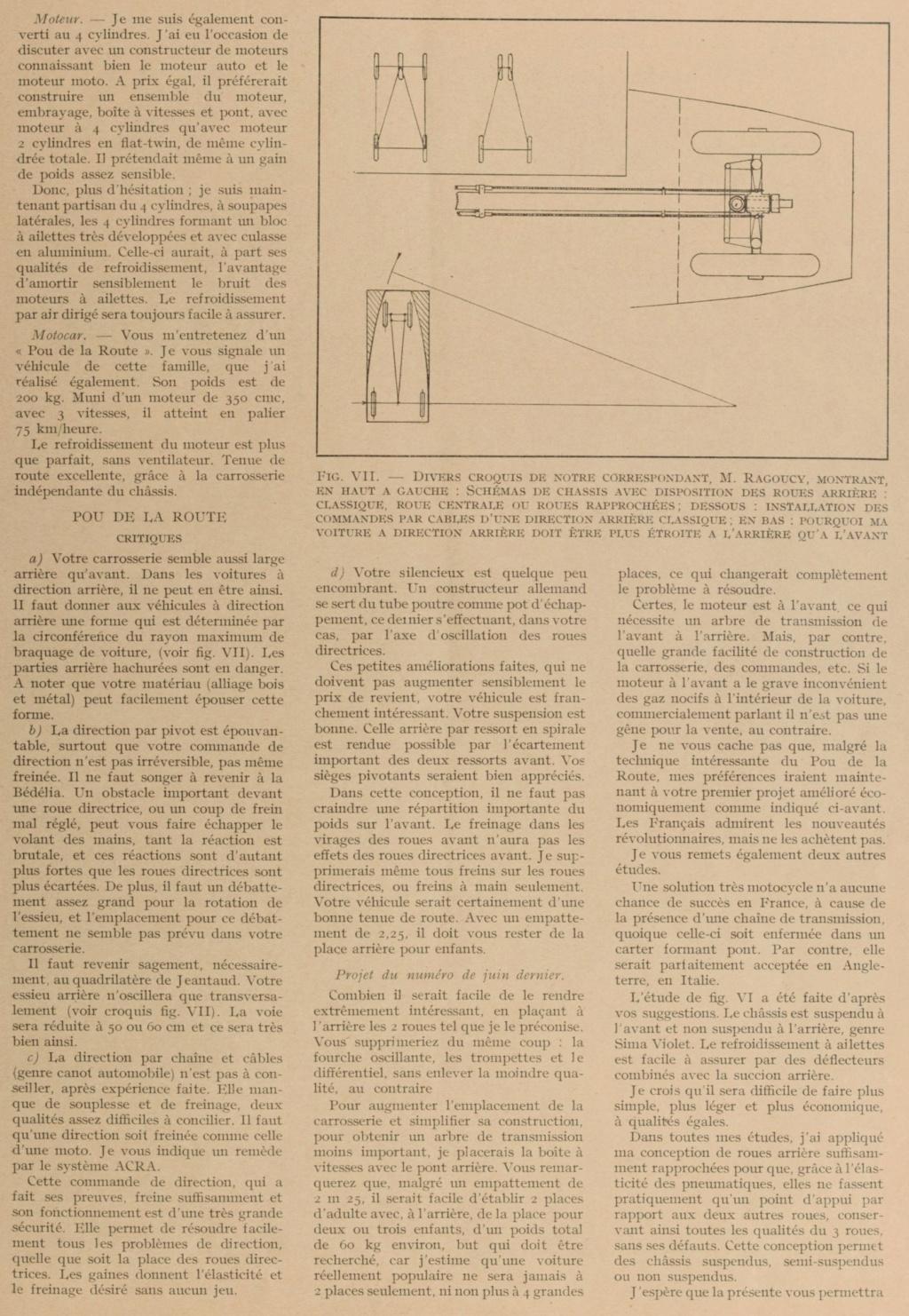 Tricyclecar RAGOUCY 194