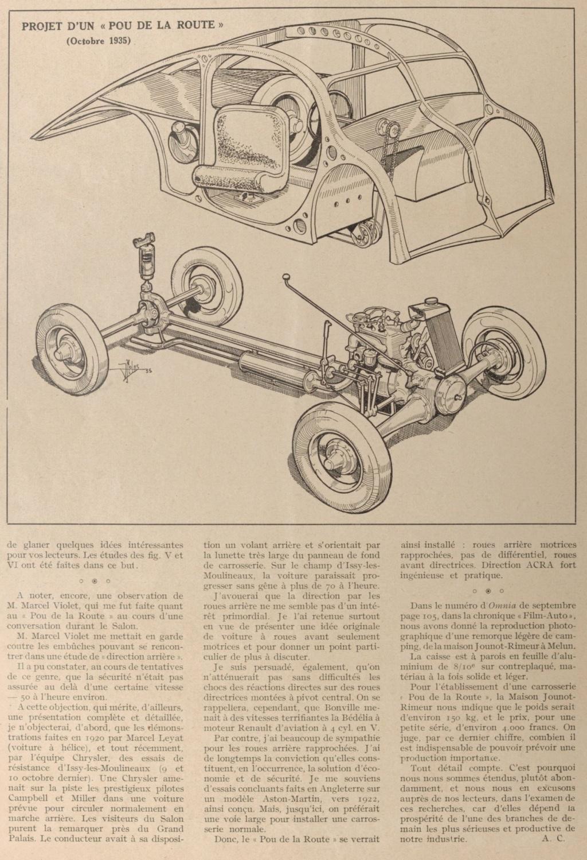 Tricyclecar RAGOUCY 195