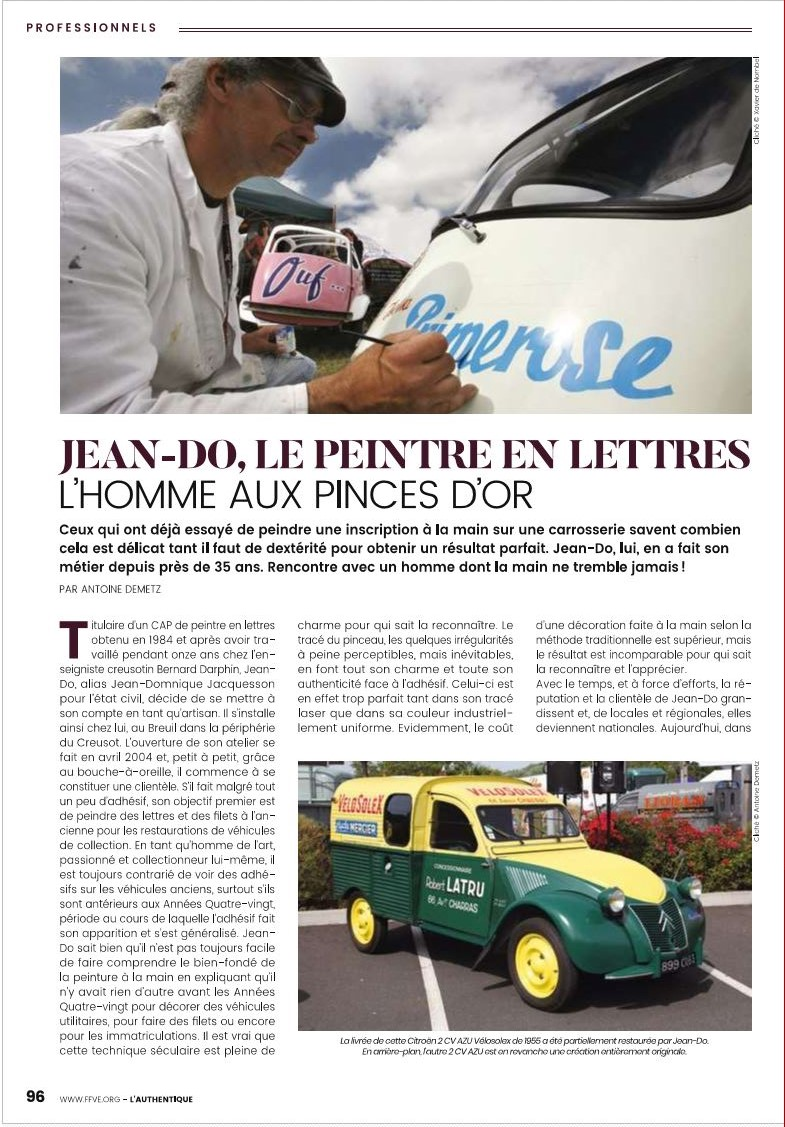 Jean-do , le peintre en lettres.... 525