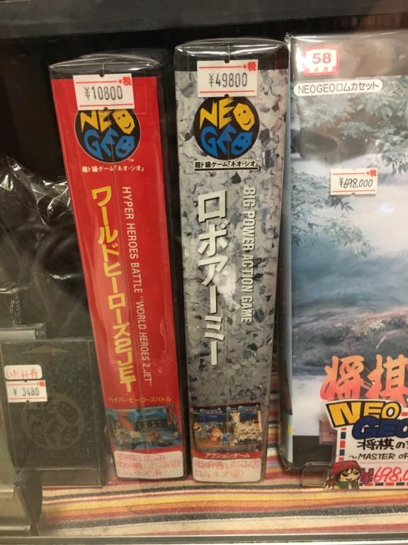 Tarifs - Jeux NEO GEO - Akihabara juin 2017 - Page 7 Img_1914
