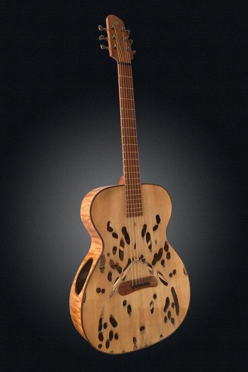 Skytop guitars Russwe10