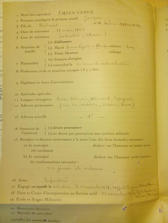 Caporal-Chef Jacques/Jacob Ehrenkranz : commandos de France 1944-1945 - Page 3 Img_2014
