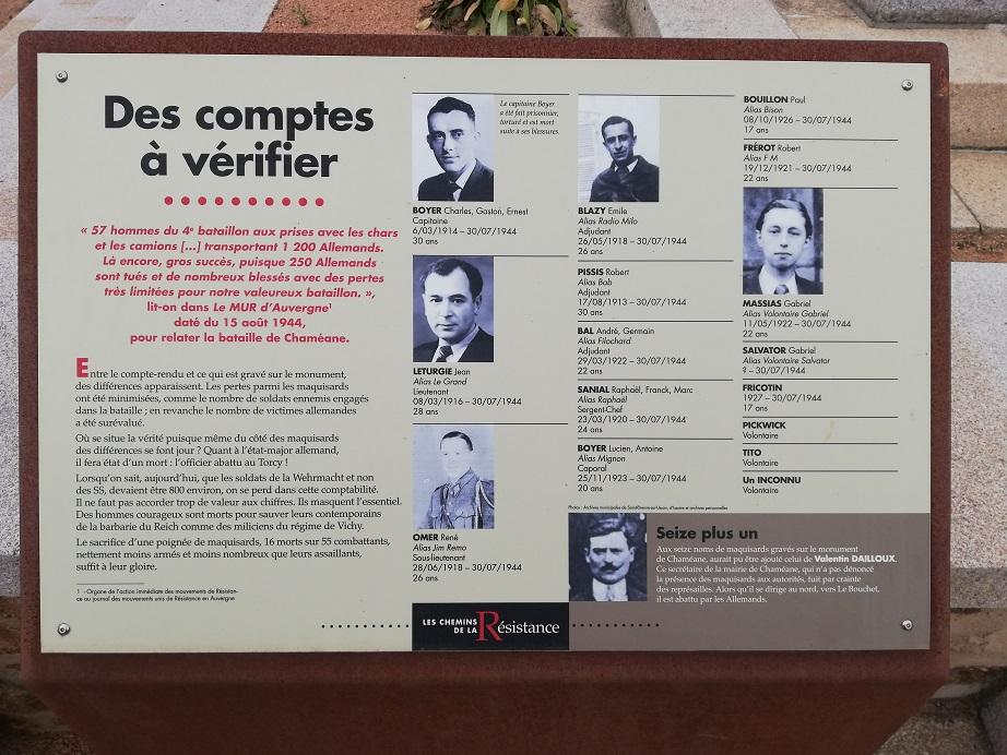HORDAN Victor Alias Mousse (Mont Mouchet,Chaméane etc.) Chamea20