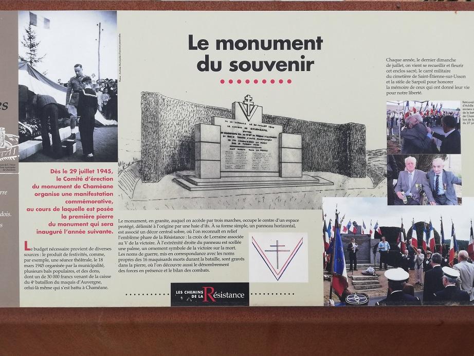 HORDAN Victor Alias Mousse (Mont Mouchet,Chaméane etc.) Chamea26