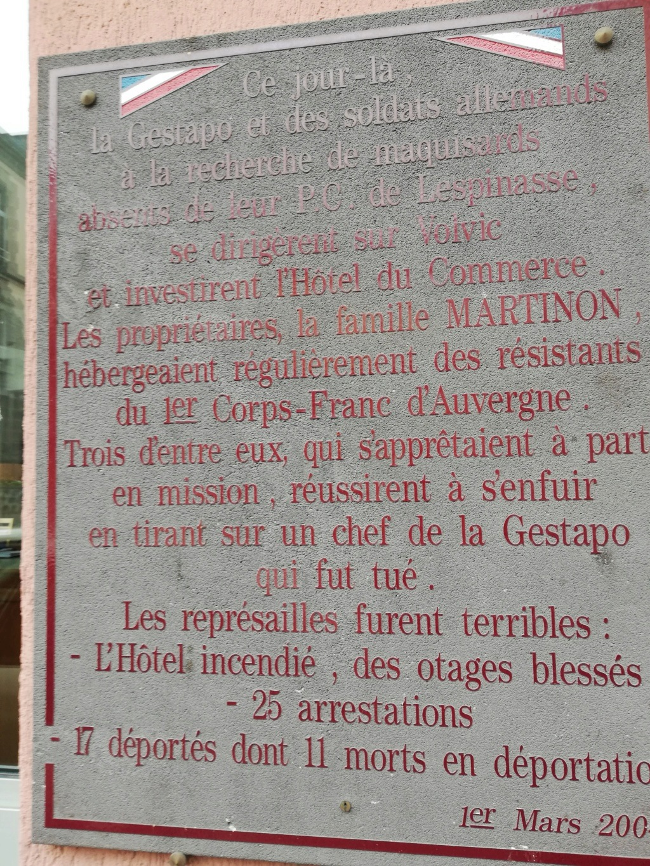 Lespinasse et Volvic 01/03/1944 Hotel_10